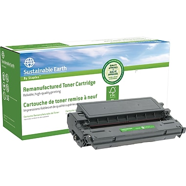 Sustainable Earth by Staples Reman Black Toner Cartridge, Canon E40 (SEBE40R)