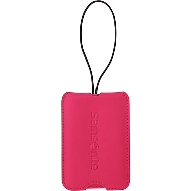Samsonite® Large Vinyl ID Tags