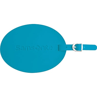 Samsonite® Large Round Vinyl ID Tags