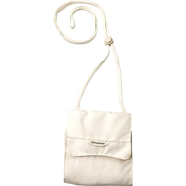 Samsonite® Security Neck Pouch, Cream