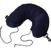 Samsonite® 3 in 1 Microbead Neck Pillow, Cobalt Blue