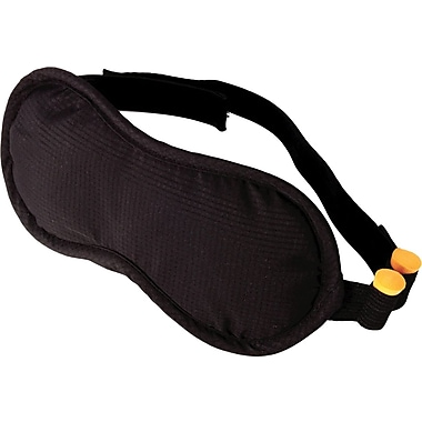 Samsonite® Eye Mask with Ear Plugs, Black