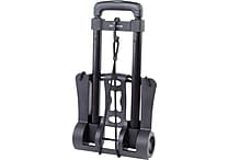 Samsonite® Compact Folding Luggage Cart, Black