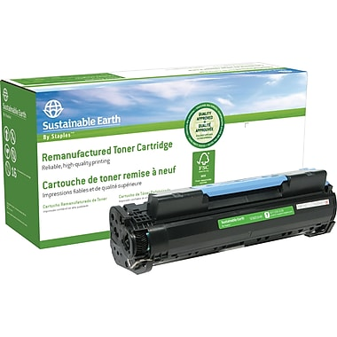 Sustainable Earth by Staples Reman Black Toner Cartridge, Canon 106 (SEB0264R)
