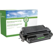 Sustainable Earth by Staples® Remanufactured Black Laser Toner Cartridge, HP 09X (C3909X), Extended Yield