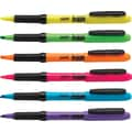 Staples® Hype!™ Gripped Pen Style Highlighters