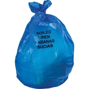 Heritage B6043PX Infectious Blue Waste Bag, 20 Gal