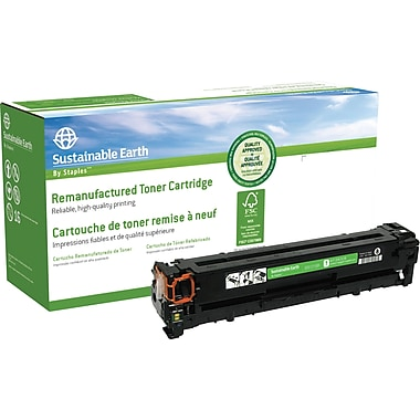 Sustainable Earth by Staples Remanufactured Black Toner Cartridge, Canon 116 (SEB1215BR)
