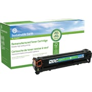 Sustainable Earth by Staples Remanufactured Cyan Toner Cartridge, Canon 116 (SEB1215CR)