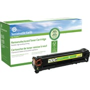 Staples™ Remanufactured Yellow Toner Cartridge, Canon 116 (SEB1215YR)