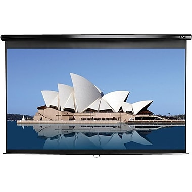 Elite Screens® Manual Series 84