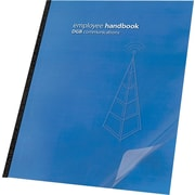 GBC ClearView® Presentation Covers, Standard Clear, 25 pieces