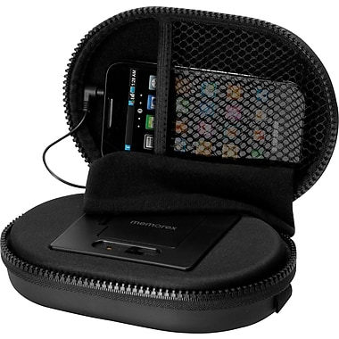 Memorex Portable Speaker plus Case