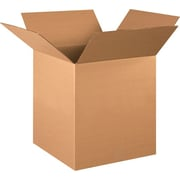 16(L) x 16(W) x 18(H) - Staples® Corrugated Shipping Boxes, 25/Bundle