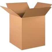 16(L) x 16(W) x 19(H) - Staples® Corrugated Shipping Boxes, 25/Bundle