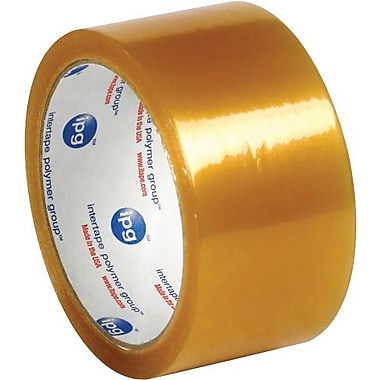 Intertape® 520 Premium Carton Sealing Tape, Clear, 2in. x 55 yds., 36/Case