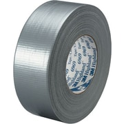"3M™ #6969 Duct Tape, Silver, 2"" x 60 yds., 3/Pack"