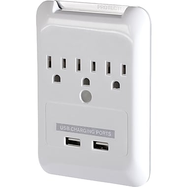 Targus Plug-N-Power Charging Station with USB Charging Ports