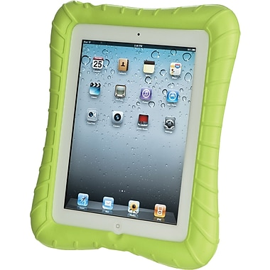 M-Edge SuperShell Case for iPad 4/3/2, Green