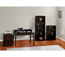 Z-line® Deluxe Wood Office Collection