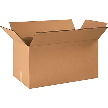 24''x12''x12'' Standard Shipping Box, 275#/ECT, 15/Bundle (HD241212DW)