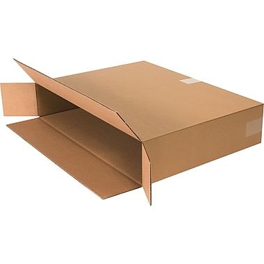24in.(L) x 5in.(W) x 18in.(H) - Staples Side Loading Boxes