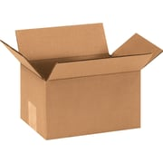 9(L) x 6(W) x 5(H) - Staples® Corrugated Shipping Boxes, 25/Bundle