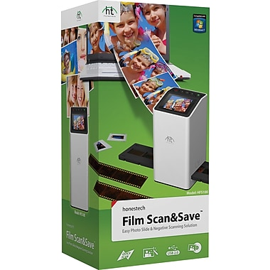 honestech™ Film Scan & Save Photography Software [Boxed]