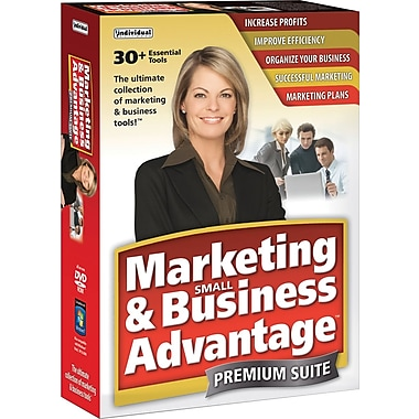 Marketing & Small Business Advantage Premium Suite for Windows [Boxed]