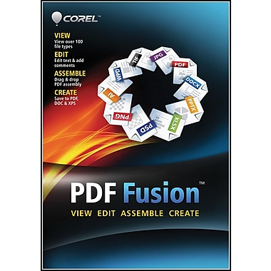 PDF Fusion [Boxed]