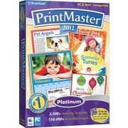Printmaster 2012 Platinum for Windows (1-User) [Boxed]