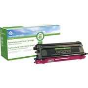 Staples™ Remanufactured Magenta Toner Cartridge, Brother TN-110M