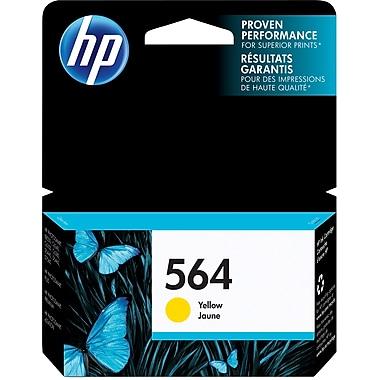 HP – Cartouche d'encre jaune 564 (CB320WC)