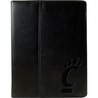 Centon Collegiate Leather Case for iPad2, Cincinnati University