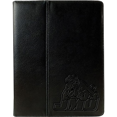 Centon Collegiate Leather Case for iPad2, James Madison University