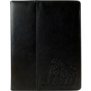 Centon Collegiate Leather Case for iPad2, James Madison University