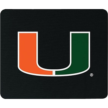 Centon Collegiate Mousepad, University of Miami