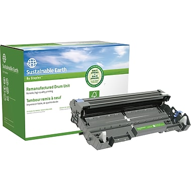 Sustainable Earth by Staples® Remanufactured Drum Cartridge, Brother DR-620