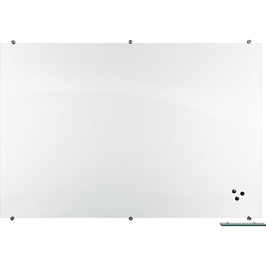 Best-Rite Visionary Magnetic Glass Boards, 4' x 6'