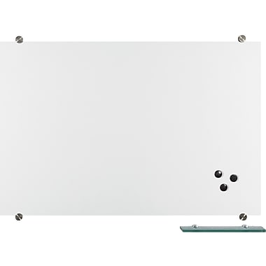 Best-Rite Visionary Magnetic Glass Boards, 2' x 3'