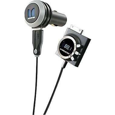 Monster® iCarPlay™ Wireless 1000 FM Transmitter for iPod® and iPhone™