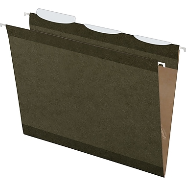 Pendaflex® NEW Ready-tab® with Lift Tab™ Technology Reinforced Extra Capacity Hanging Folders