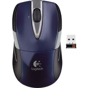 Logitech Wireless Mouse M525 (Blue/Grey)
