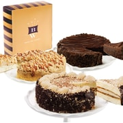 Bake-Me-A-Wish!™ Gourmet Gift Cake Triple Pack