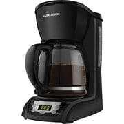 Black & Decker® 12-Cup Programmable Coffee Maker, Black