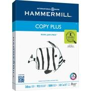 HammerMill® Copy Plus Copy Paper, 8 1/2 x 11, Ream
