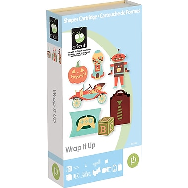 Cricut® Wrap It Up Cartridge