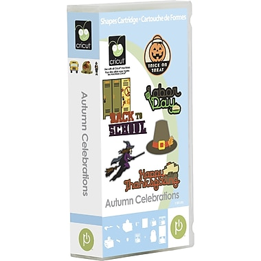 Cricut® Autumn Celebrations Cartridge