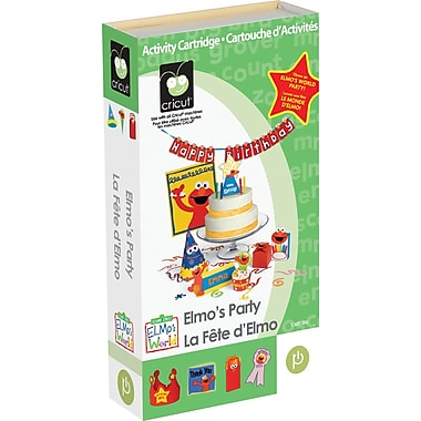 Cricut® Elmo's Party Cartridge