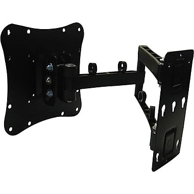 Arrowmounts AM-P20B Retractable Wall Mount for 23in. - 37in. Flat Panel TVs